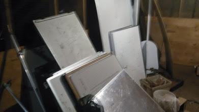 Photo: GL white boards