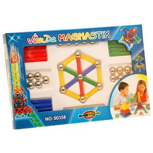 Joc creativ pentru copii, Magnastix