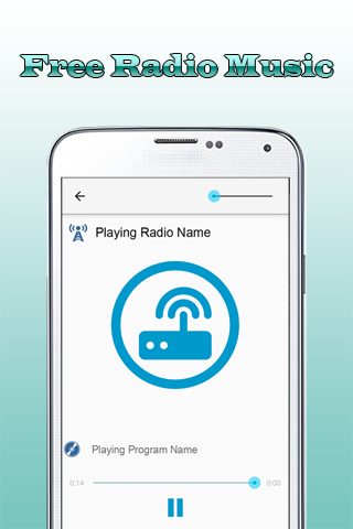 Free Radio Music:免费FM无线电播放器