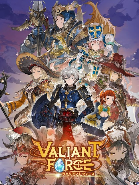 #13. Valiant Force (Android)