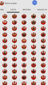 Black Skrywalker - Icon Pack v1.0.7