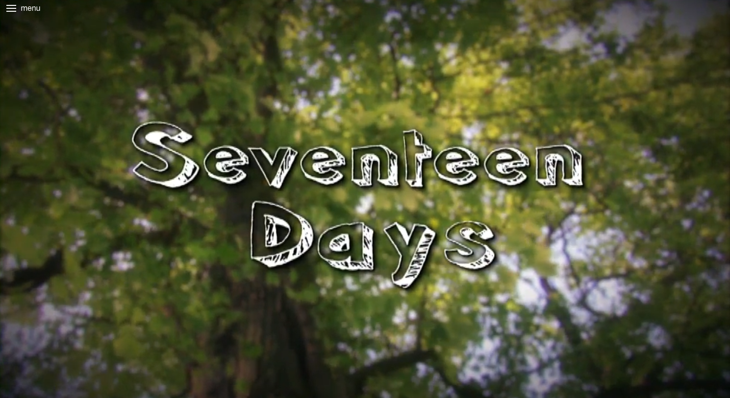 Seventeen Days- screenshot