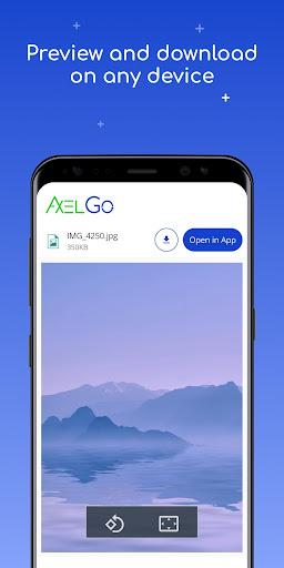 AXEL Go 1.2.0.1 screenshots 4