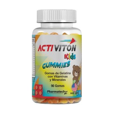 Multivitaminico + Minerales Activiton Kids Gummies x 90 Gomas
