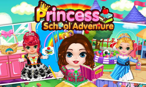 Princess School Adventure