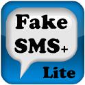 Fake SMS bate-papo Lite icon