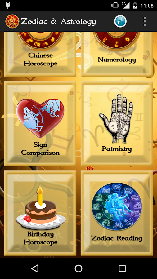 Zodiac & Astrology- screenshot