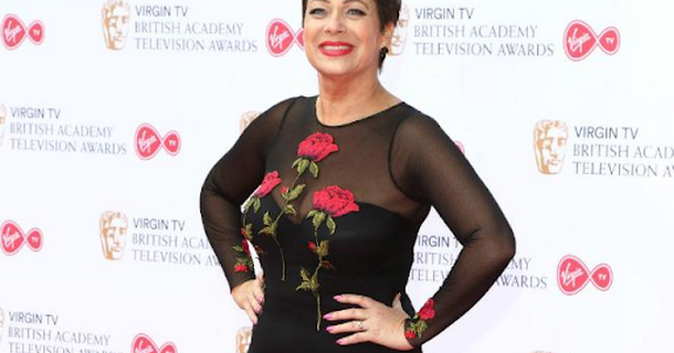 Denise Welch can't wait for sex in her 60s
