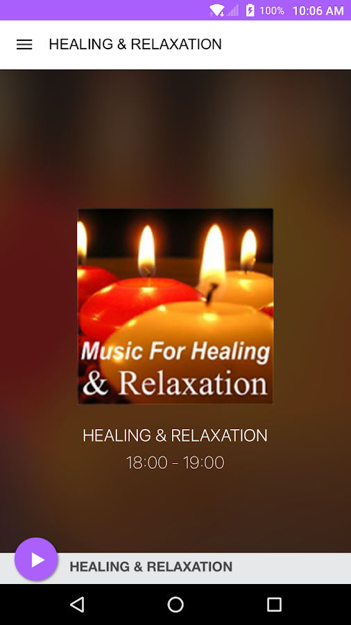 HEALING & RELAXATION- screenshot