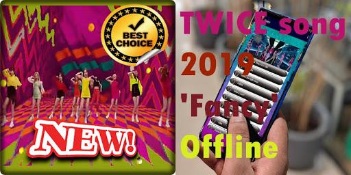 TWICE song 'Fancy' Offline K-pop Lyrics screenshots 1