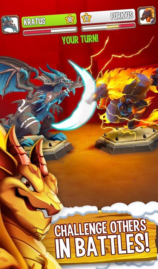 Dragon City- screenshot