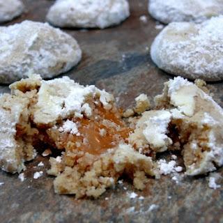 Caramel-Nut Surprise Cookies