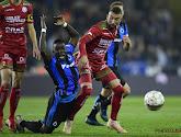 Marvelous Nakamba (Club de Bruges) est très suivi et pourrait partir pour une très belle somme