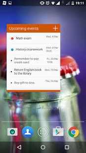 Student Agenda- screenshot thumbnail