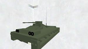 Pー18戦車