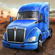 Truck Simulation 19 MOD APK 1.5 (Money increases)
