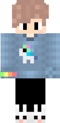 rainbow boy | Nova Skin