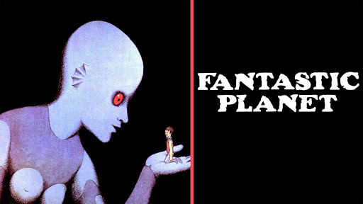 Fantastic Planet 1973 Trailer Youtube