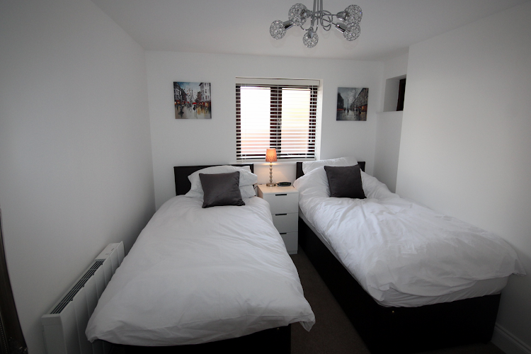 2 bedroom apartment at Harpenden House