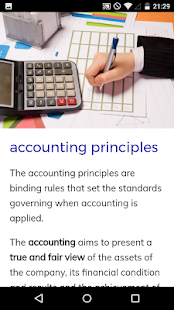 Advanced Accounting - náhled