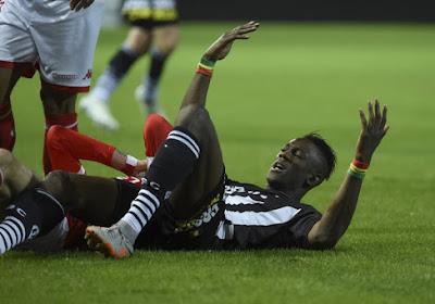 """Charleroi a perdu pied en cinq minutes : """"L'interruption ne constitue pas une excuse"""""""