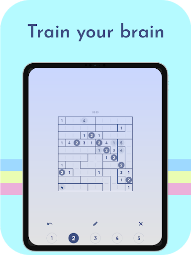 Ripple Effect Puzzle - The Cleanest Puzzle Game android2mod screenshots 9