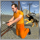 Police Dog Prisoner Escape