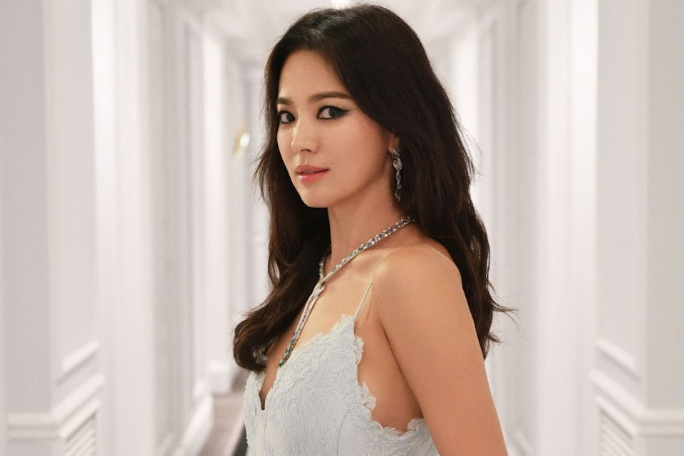 song hye kyo makeup