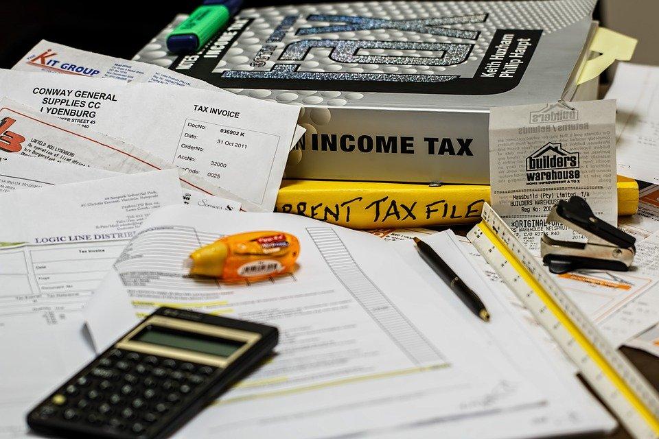 Impuesto Sobre La Renta, Cálculo, Calcular, Papeleo