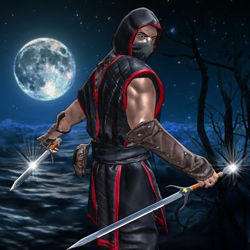 Ninja Assassin Combat Warrior: War Hero Survival