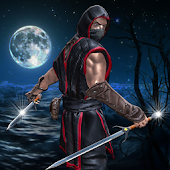 Ninja Assassin Combat Warrior: War Hero Survival