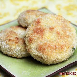 Potato Croquettes.