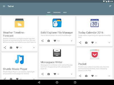 Best Material Apps screenshot 4