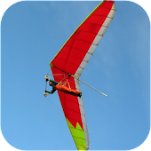 Hang Gliding Simulator wing