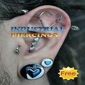Industrial Piercing Designs