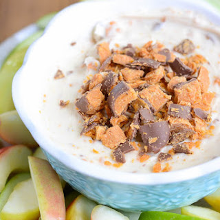Butterfinger Cheesecake Dip Recipe