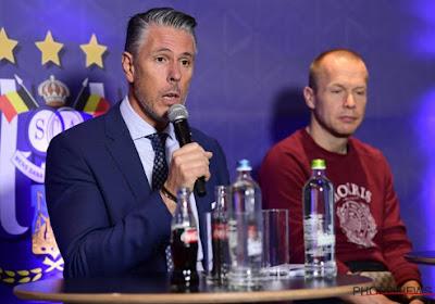 Rencontre constructive entre le noyau dur d'Anderlecht et le club