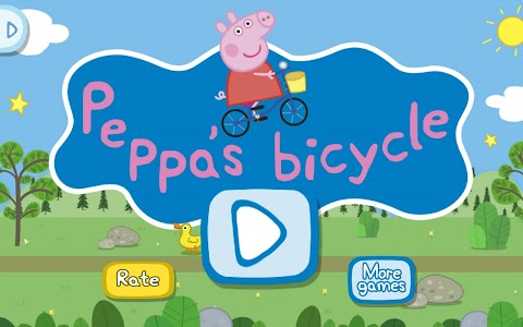 Peppa's Bicycle PRO v1.0