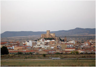 Photo: Almansa ( Albacete)