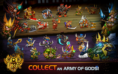God of Era: Heroes War (GoE) - náhled