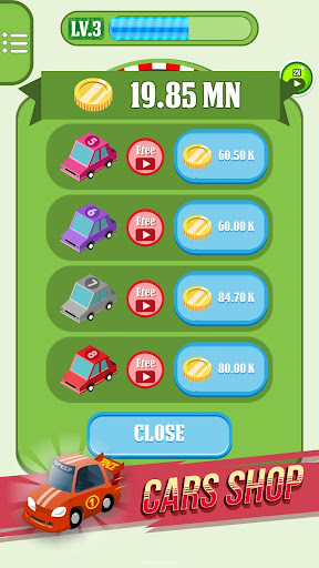 Merge Cars City - Idle Evolution Clicker 1.0 {cheat|hack|gameplay|apk mod|resources generator} 4