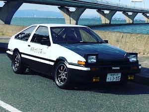 スプリンタートレノ AE86 AE86 GT-APEX 58年式のカスタム事例画像 lemoned_ae86さんの2020年12月21日11:25の投稿