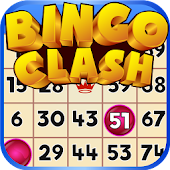 Super Bingo Clash - Free Bingo Games