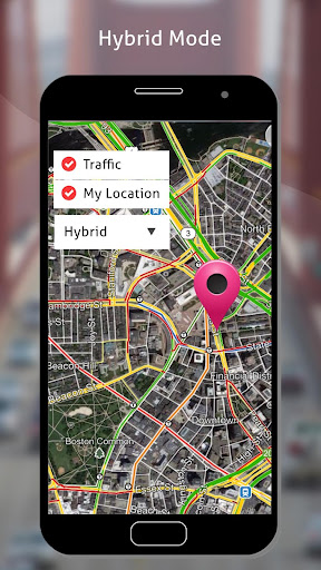 Traffic Near Me: Maps, Navigation app (apk) free download for Android/PC/Windows screenshot