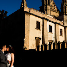 Wedding photographer Miguel angel López (focusfoto). Photo of 17.08.2018