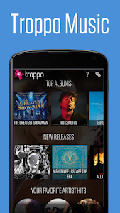 Troppo - Free Music Player 1.2.0
