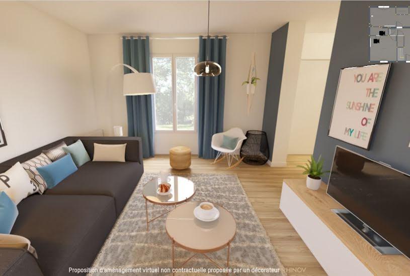Vente Terrain + Maison - Terrain : 340m² - Maison : 102m² à Morsang-sur-Orge (91390)