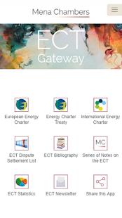 Mena Chambers ECT Gateway - náhled