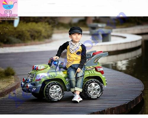 Xe hơi điện cho bé A032 7