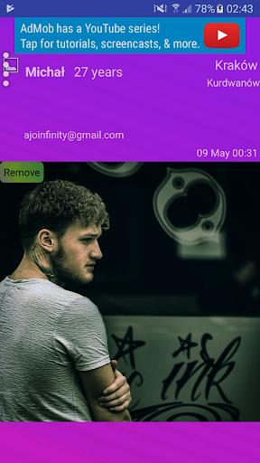 Gay Personal Ads - Men Dating 1.01.126 screenshots 7